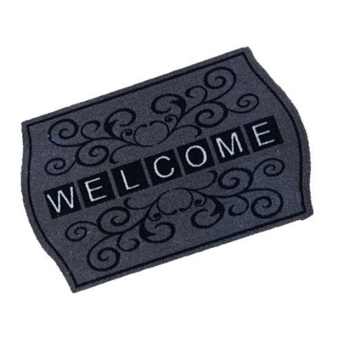 Welcome Wash Mat