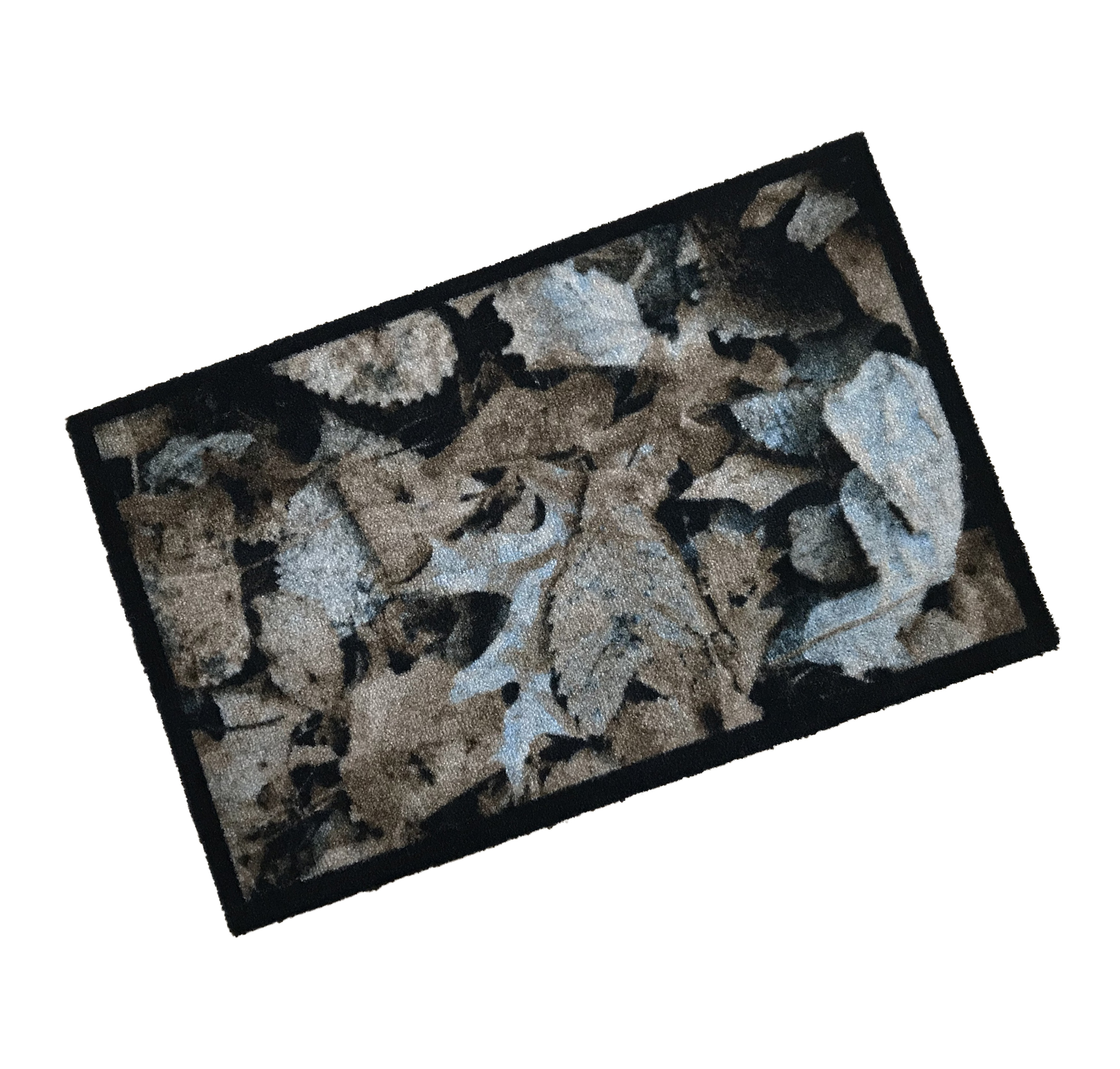 Autumn Leaves Wash Mat