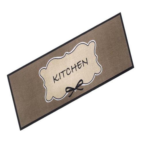 Decorative Wash Mat - Kitchen Bow