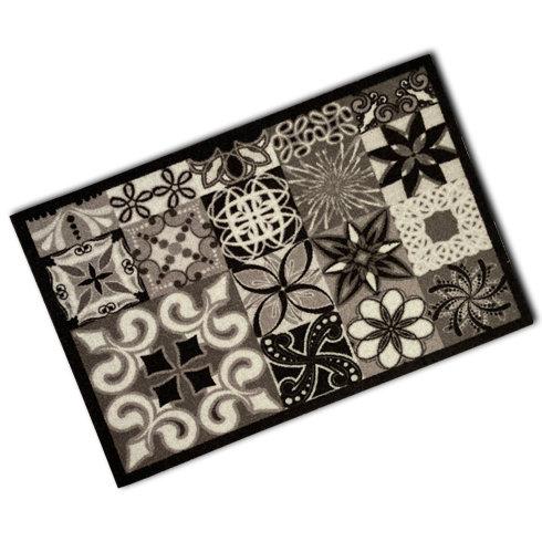 Decorative Wash Mat - Portuguese Tiles