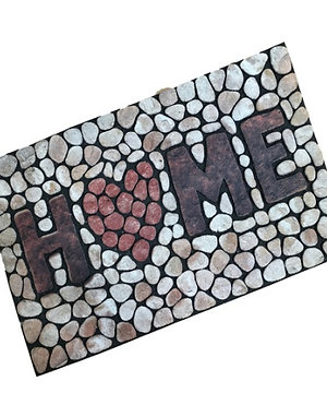 Ecomat Outdoor Stones - Home Heart