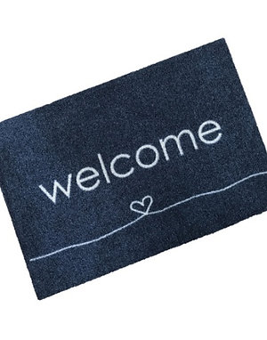 Welcome Wash Mats