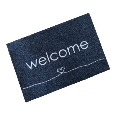 Welcome Wash Mats