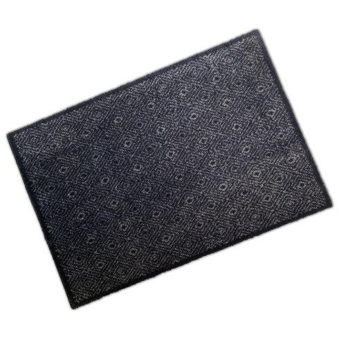Decorative Wash Mat - Diamond Anthra