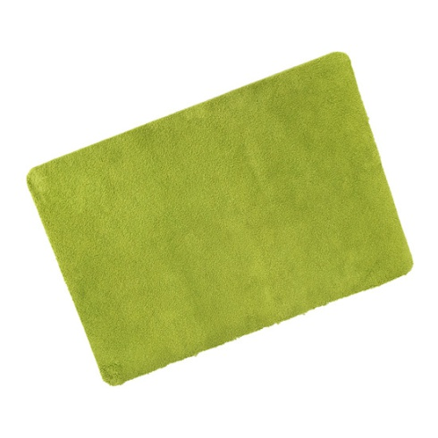 Lime Green Eco Cotton Wash Mat