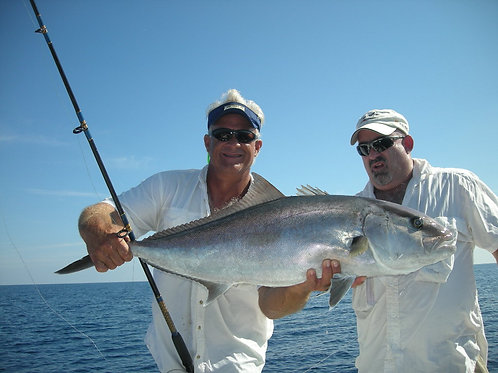 Offshore Fishing Half Day 3 People