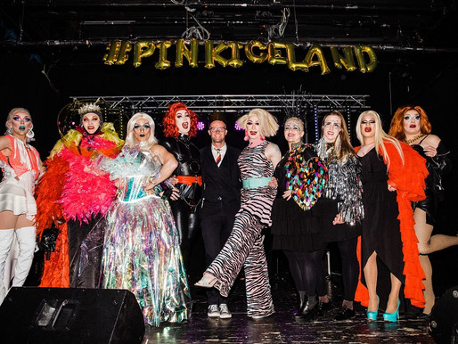 Pride Journey Outdoors: Iceland