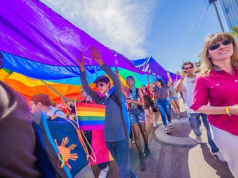 onenten in Phoenix Pride Parade 2018.jpg