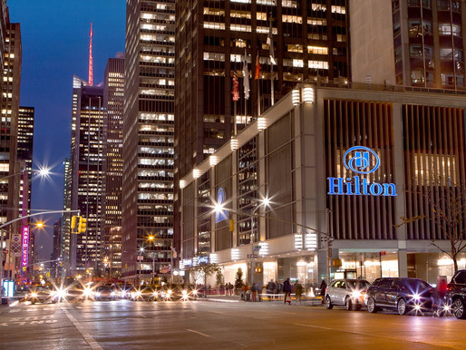 New York Hilton Midtown Reopens Today