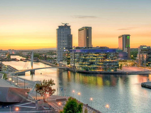 Six reasons to visit LGBT+ Manchester, England