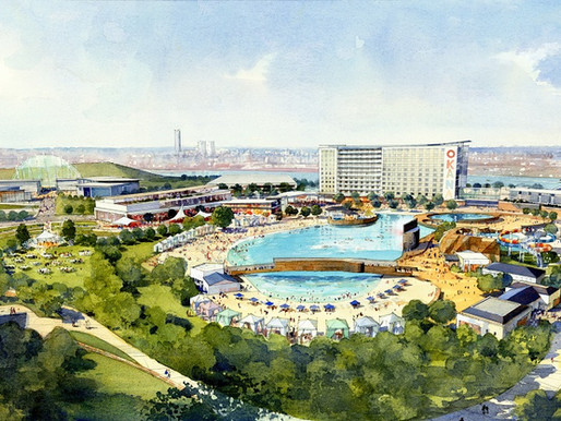 Chickasaw Nation Unveils Plans for Expansive Resort-Style Development in Oklahoma City