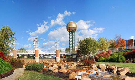 Fall in Love with Knoxville