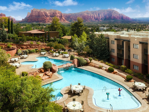 Hilton Invites You on a Much-Needed Spring Break