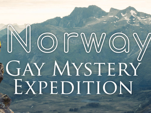 Out Adventures Launches the World's First Gay Mystery Expedition