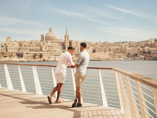 Malta ranks fourth best LGBTQ travel destination in the world