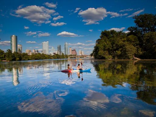 Pride Journey Outdoors: Austin, Texas