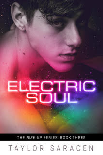 Pride Reading - Electric Soul: The Story of Helix Studios Model Joey Mills