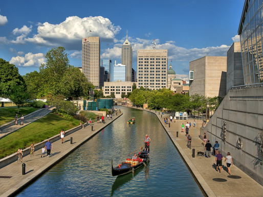 Pride Journey Outdoors: Indianapolis, Indiana