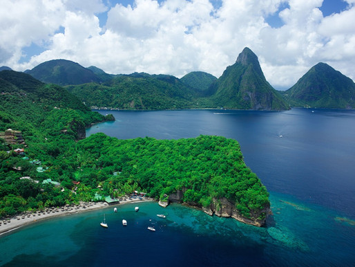Pride Journey Explore: St. Lucia