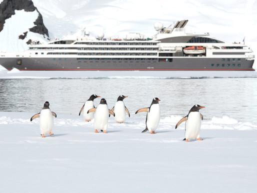 VACAYA Launches 2022 Antarctica Cruise