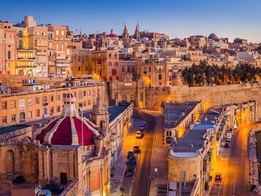 Malta is  #1 of 49 European Nations on the ILGA-Europe Rainbow Map