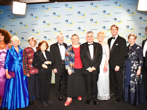 2021 Indianapolis Prize Gala Celebrates World-Renowned Animal Conservationists