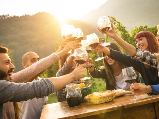 12 Top Red Wines for Fall Fiestas