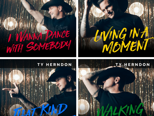 """Ty Herndon Releases Music Video for """"I Wanna Dance with Somebody"""""""
