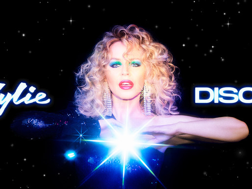 Album Review: Kylie Minogue - DISCO