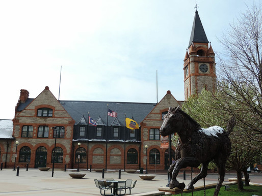 Fall in Love with Cheyenne, Wyoming