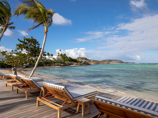 Le Sereno in St. Barths Welcomes Back Guests