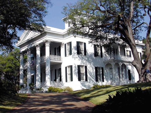 Fall in Love with Natchez, Mississippi