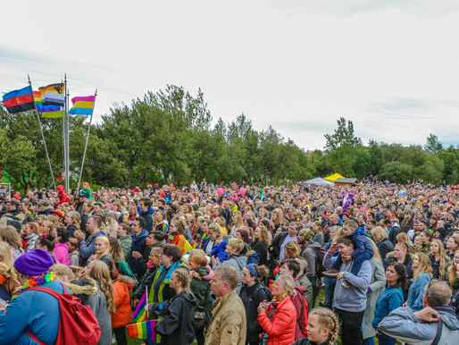 Celebrate Your Pride in Iceland