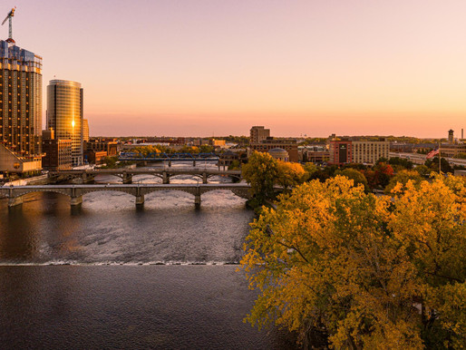 Fall in Love with Grand Rapids