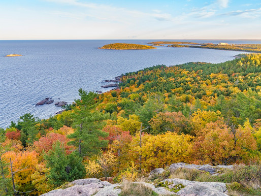 Fall in Love with Marquette County, Michigan