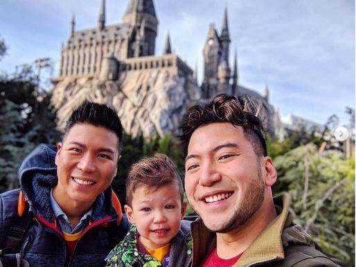 Celebrate Gay Dad Family Spring Break in 2022