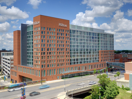 Property Review: Hilton Columbus Downtown