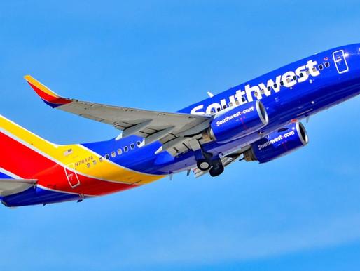 Southwest's Inaugural Service into Palm Springs begins Nov. 15