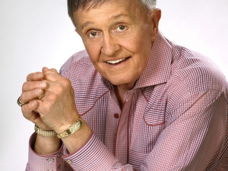 'Whisperin' Bill Anderson, Country Music Hall of Fame member and Grand Ole Opry Legend