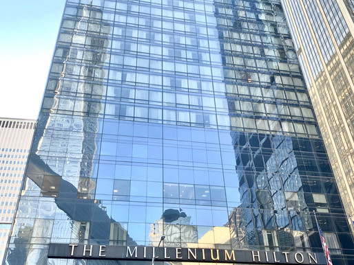 Property Review: Millennium Hilton New York Downtown