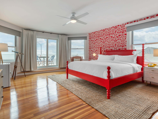 Pride Journeys Property Spotlight: The Shore House, Narragansett, Rhode Island