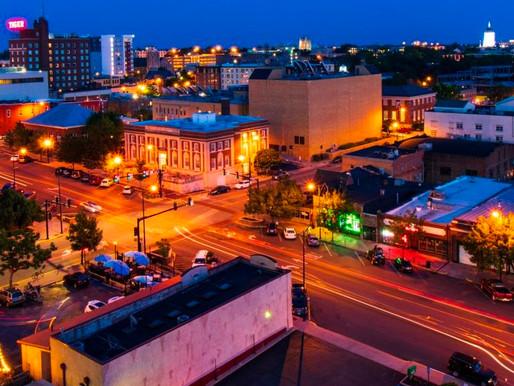 Fall in Love with Columbia, Missouri
