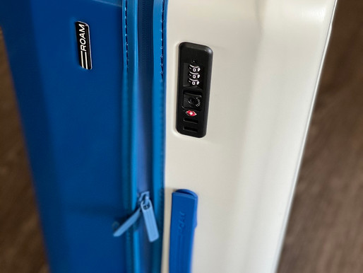 4 Things I Love About Roam Luggage