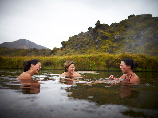 Enjoy the Unspoilt Springs and Skies of Iceland