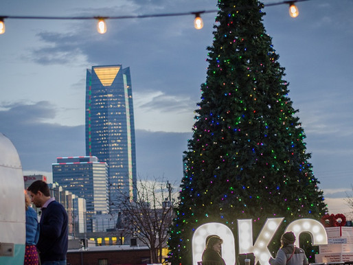 Pride Journey Holiday Spotlight: Oklahoma City