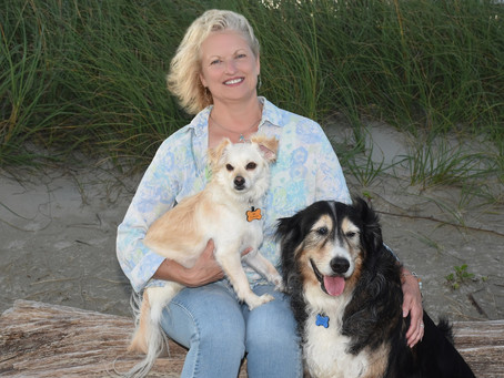 Susan Briggs, Co-Owner, The Dog Gurus