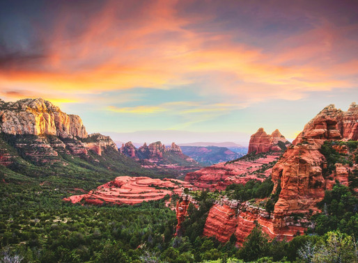 Sedona Offers A View Into Sustainable Tourism