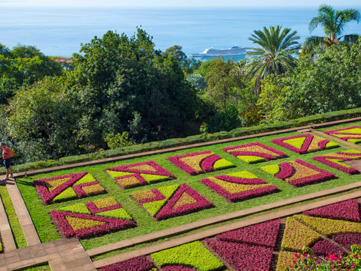 Pride Journey Outdoors: Funchal City, Madeira island