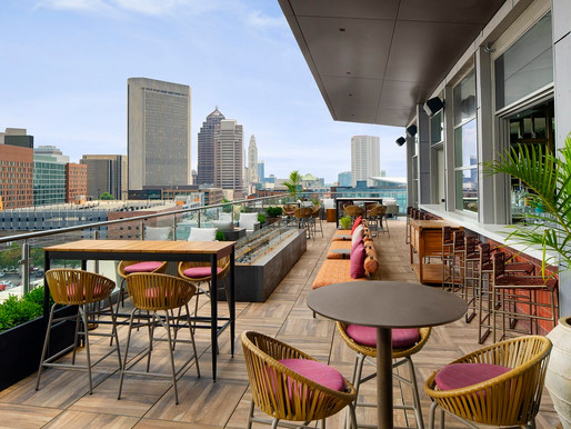 The Best Rooftop Bars/Restaurants in LGBTQ-friendly Cities