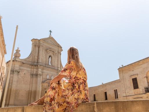 "Gozo the ""Eco"" Island of the Maltese Archipelago in The Mediterranean"